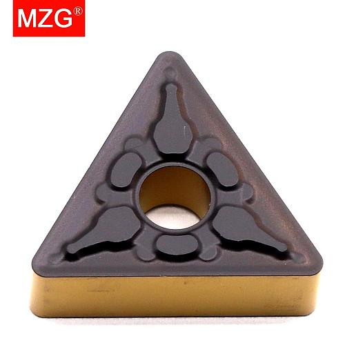 MZG TNMG 160404 08  ZP33 Steel Turning Boring Cutting CNC Toolholders Solid Cement CVD Coated Carbide Inserts