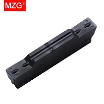 MZG MGMN200-M ZP30 CNC Machining Hard Steel Grooving Cut-Off Processing Indexable Carbide Inserts