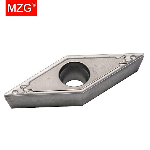 MZG Discount Price VBMT160404-HQ ZN60 Cutters Cermet Medium And Fine Steel Parts Have Good Finish Turning Carbide Inserts