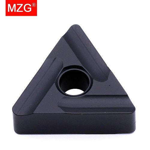 MZG Discount Price TNMG160404L-S ZC35 CNC Tungsten Cutter Rough Processing of Hard Steel Turning Carbide Inserts