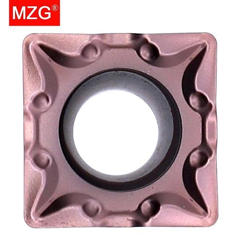MZG SCMT09T304-TM ZP1521 Stainless Steel Processing CNC Lathe Cutting  Boring Turning Tool Tungsten Carbide Inserts