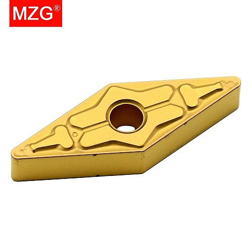 MZG Discount Price VNMG160404-TM ZC25 Cutter Medium Finish Machining of Steel Processing CNC Turning Carbide Inserts