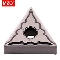 MZG Discount Price TNMG160404-TS ZN60 Cutter Cermet Medium And Fine Steel Parts Have Good Finish CNC Turning Carbide Inserts