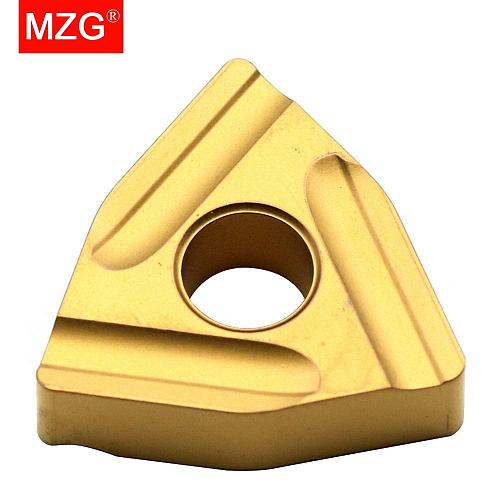 MZG Discount Price WNMG080404R-S ZC25 Machining Cutters Rough Processing of Steel CNC Turning Carbide Inserts