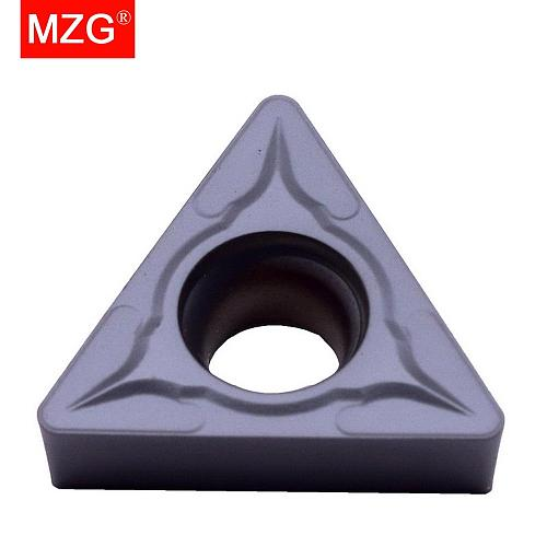 MZG Discount Price TCMT110204 ZM30 CNC Turning Cutter Stainless Steel Processing Tungsten Carbide Inserts