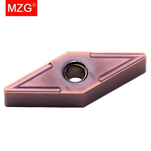 MZG Discount Price VNMG160408 ZM30 Cutter Stainless Steel Processing CNC Turning Tungsten Carbide Inserts
