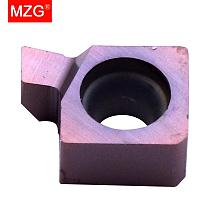 MZG 7GR100  150   200 Machining Stainless Steel Cast Iron Shallow Turning Grooving Toolholders Indexable Carbide Inserts