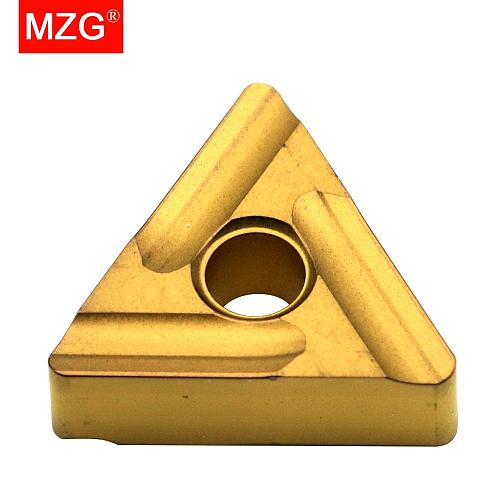 MZG Discount Price TNMG160404R-S ZC25 CNC Tungsten Cutter Rough Processing of Steel Turning Carbide Inserts