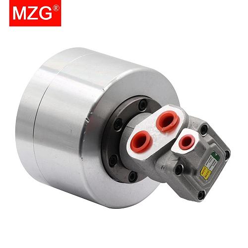 MZG J-Y1020 Standard Solid Rotary Power Cylinder for CNC Lathe Center Machining Holder Cutting off Tool