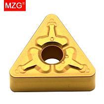 MZG Discount Price TNMG160404-TM ZC25 Medium Finish Machining of Steel CNC Turning Cutter Tungsten Carbide Inserts