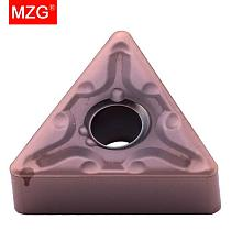 MZG Discount Price TNMG160404-MA ZM30 Cutters Stainless Steel Processing CNC Turning Carbide Inserts