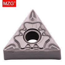 MZG Discount Price TNMG160404-HQ ZN60 Turning Cermet Medium And Fine Steel Parts Have Good Finish CNC Carbide Inserts