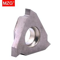 MZG 10PCS TGF32 L  ZK01 CNC Machining Aluminum Copper Non-ferrous Shallow Grooving Toolholders Indexable Carbide Inserts