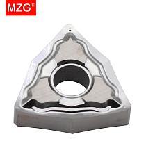 MZG Discount Price WNMG080404-HA ZK01 Processing Copper And Aluminum Medium Finish Machining CNC Carbide Inserts