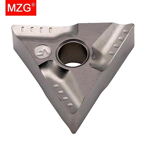 MZG Discount Price TNMG160404L-VF ZN60 Cermet Medium And Fine Steel Parts Have Good Finish CNC Turning Carbide Inserts