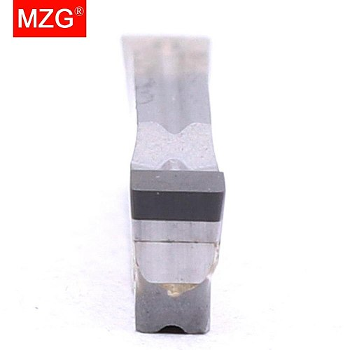 MZG MGMN150 CBN1 Cast iron And Hardened Materials Finish Machining Grooving Cut-Off Processing Tungsten CNC Carbide Inserts