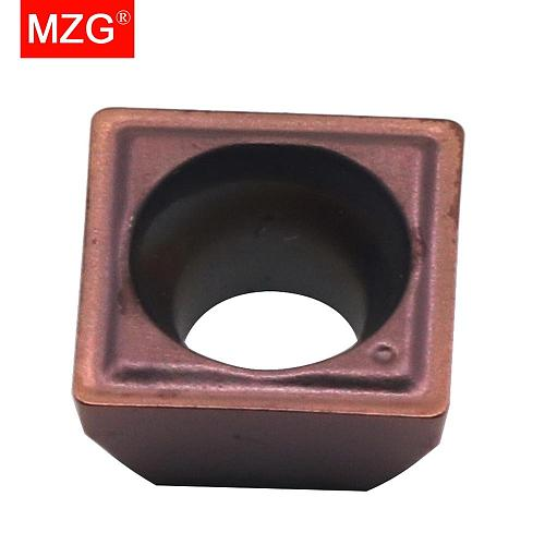 MZG SOMT 040202 U Bits Drilling Hole Machining Center Abandon Stainless Steel Processing Tools U Fast Drills Carbide Inserts