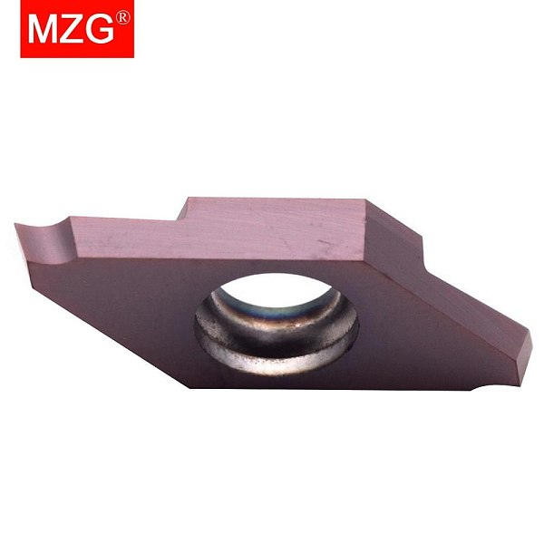 MZG TKF16R100 TKF16R200 S16R ZM856 CNC Small Part Machining Stainless Steel Cut-off Toolholder Carbide Inserts