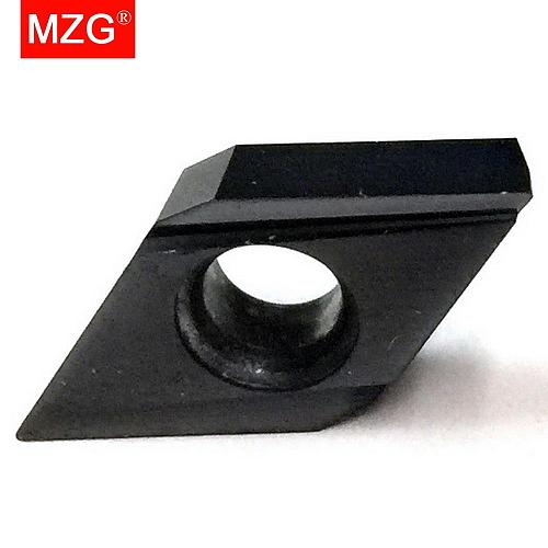 MZG DCGT 11T301 11T302 R-J ZM680 CNC Cutting Boring Turning Toolholder Stainless Steel Processing Indexable Carbide Inserts