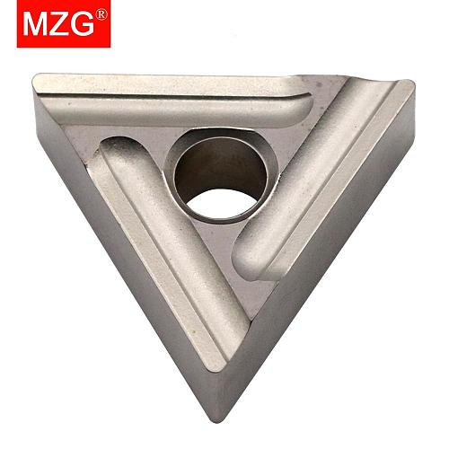 MZG Discount Price TNMG160404L-FS ZN60 Cermet Medium And Fine Steel Parts Have Good Finish Turning  CNC Carbide Inserts