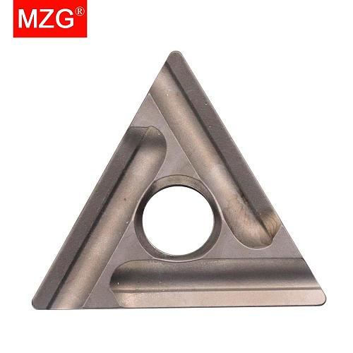 MZG Discount Price TNMG160404L-S ZN60 Cutter Cermet Medium And Fine Steel Parts Have Good Finish CNC Carbide Inserts
