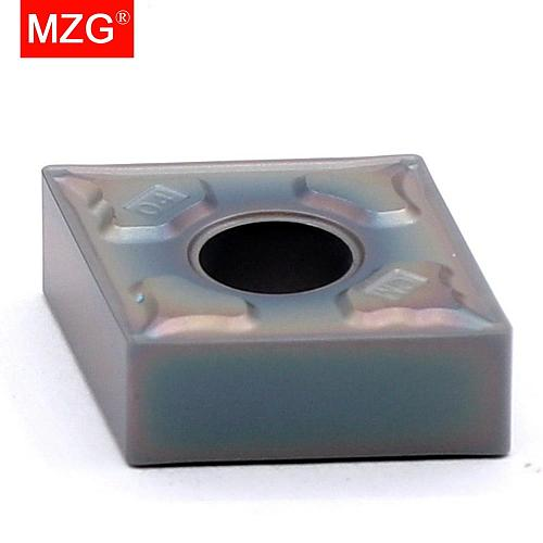 MZG 10pcs CNMG120404  120408 ZP1530 Hard Steel Titanium Alloy Boring Turning CNC Cutting Tools Tungsten Carbide Inserts