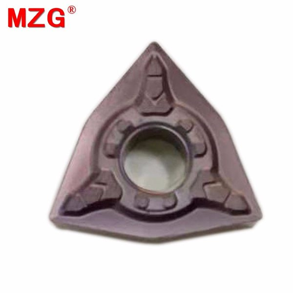 MZG WNMG080404 WNMG060408-MSF ZP1521 Stainless Steel Processing CNC Turning Boring  Tools Cement Carbide Inserts for WWLN MWLN