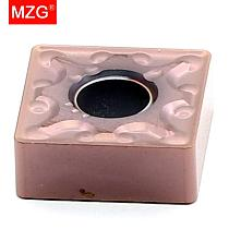 MZG SNMG 120408 MA ZM30 Turning CNC Cutting Tools Tungsten Carbide Inserts for  Stainless Steel Processing
