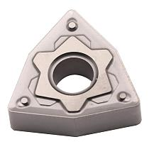 MZG Discount Price WNMG080404-HS ZN60 Cermet Medium And Fine Steel Parts Have Good Finish CNC Tungsten Carbide Inserts