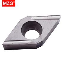 MZG Discount Price DCGT11T302FR-U ZN90 Tungsten Cutter Cermet Fine Steel Parts Have Good Finish Turning Carbide Inserts