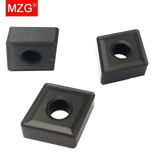 MZG  CNC Cutting Boring Turning CNMG190616 ZC2512 Solid Cemented Carbide Inserts for Steel Processing MCLN MCKN Toolholders