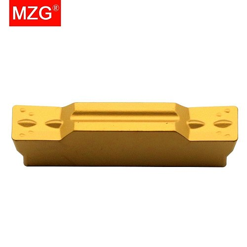 MZG MGMN250-M ZP20 Indexable Tool Machining Steel Grooving Cut-Off Processing CNC Tungsten Carbide Inserts