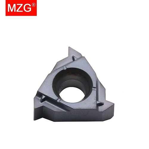 MZG 08IRA60 ZP10 Processing Stainless Steel CNC Internal Turning Threading Tools Holder Carbide Threading Inserts