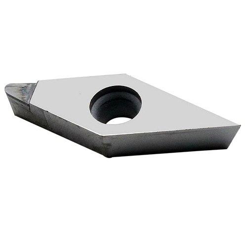 MZG VBGT 110301 110302  160401 PCD  CNC Cutting Turning Aluminum Copper Processing Boring Turning Diamond Insert for SVXC Holder