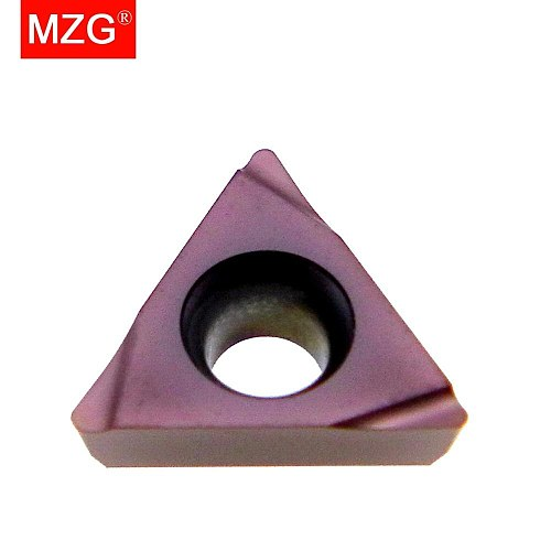 MZG TBGT060104L ZP1521 CNC Cutting Lathe Turning Boring Carbide Insert for Stainless Steel MTJN MTFN MTUN