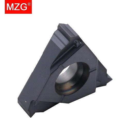 MZG 16IR 075ISO ZP10 Internal General Machining Stainless Steel Turning Threading Toolholder CNC Carbide Thread Inserts