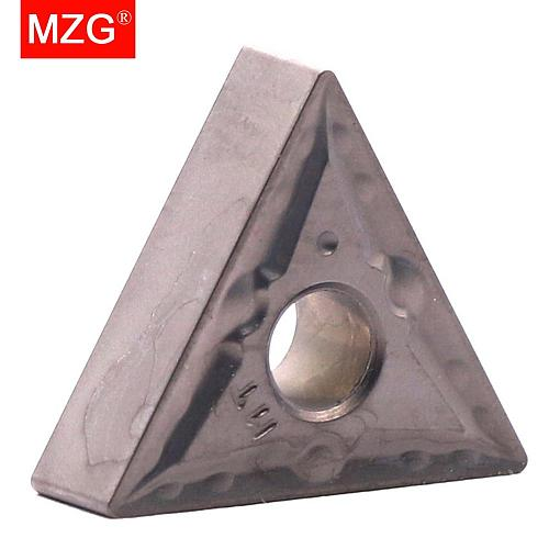 MZG Discount Price TNMG160404-MT ZN60 Turning Cutter Cermet Medium And Fine Steel Parts Have Good Finish CNC Carbide Inserts
