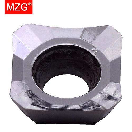 MZG SEHT1204AFFN ZK01 CNC Lathe Cutting Boring Turning KM Face Milling Cutter Aluminum Processing Carbide Inserts