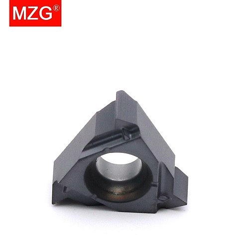 MZG 08IRA55 ZM860 Stainless Steel Threading CNC Cutting Internal Toolholders Tungsten Indexable Carbide Screw Thread Inserts