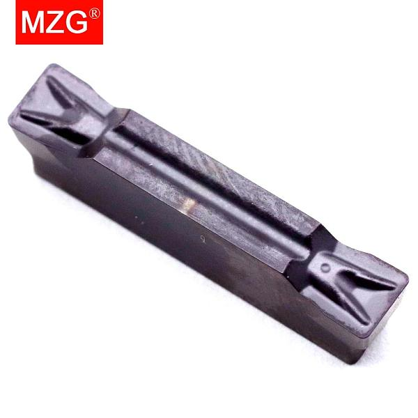 MZG MGMN300-T ZP30 Machining Indexable Tool Processing Stainless Steel Grooving Cut-Off CNC Tungsten Carbide Inserts