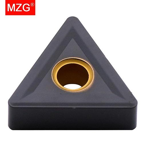 MZG Discount Price TNMG160404 ZK50 CNC Medium Finish Machining of Cast Iron Processing Turning Carbide Inserts