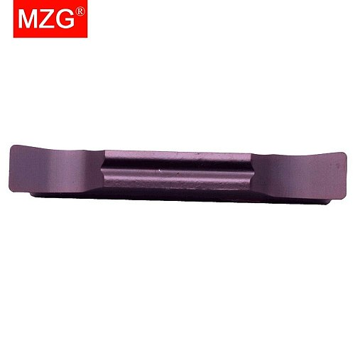 MZG MGGN150 ZP30 Indexable CNC Tool Machining Stainless Steel Grooving Cut-Off Processing Tungsten Carbide Inserts