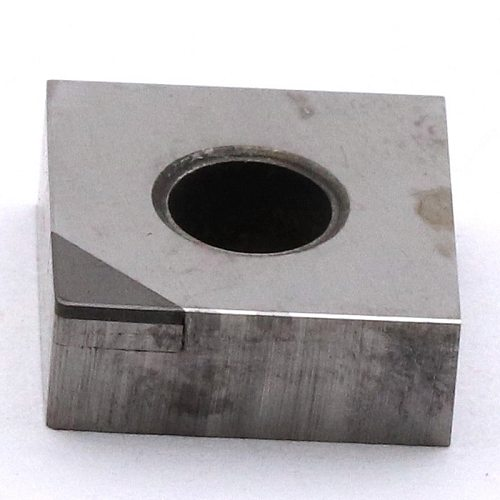 MZG 1PCS SNMG120408 CBN Turning CNC Cutting Tools Tungsten Carbide Inserts for High Hardness Material