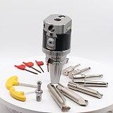 MZG BT40 NBH 2084 8PCS CNC Lathe Machining  Custom Boring Cutter Carbide Bar Tool Micro Finishing High Precision Toolholder