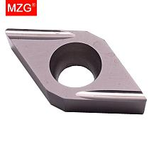 MZG Discount Price DCGT11T302FL-U ZN90 Turning Cutter Cermet Fine Steel Parts Have Good Finish Tungsten Carbide Inserts