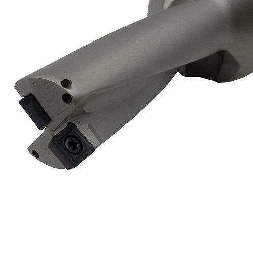 MZG D3 SP Carbide Inserts 16mm 17mm 18mm U Bits Drilling Hole Machining Center Abandon Metal Drilling Tools U Fast Drills