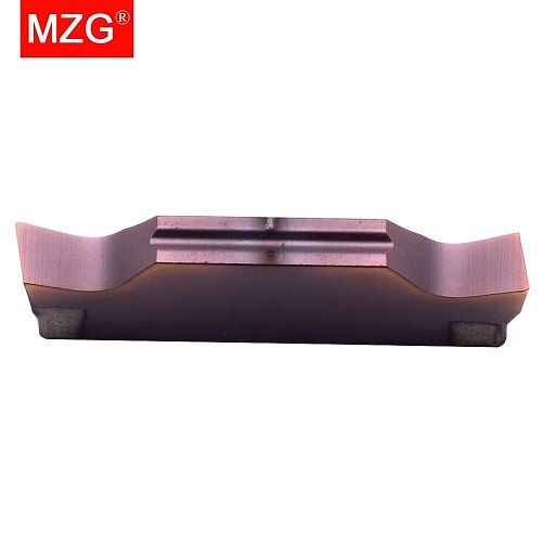 MZG MGGN150R-8 ZP30 Tungsten Taper Machining Tool Indexable Stainless Steel Cut-Off Processing CNC Carbide Inserts