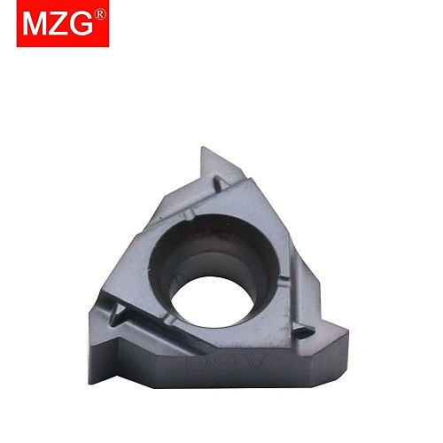 MZG 10PIECE 11IR AG55 ZM860 CNC Internal General Machining Stainless Steel Turning Thread Tools Holder Carbide Threading Inserts