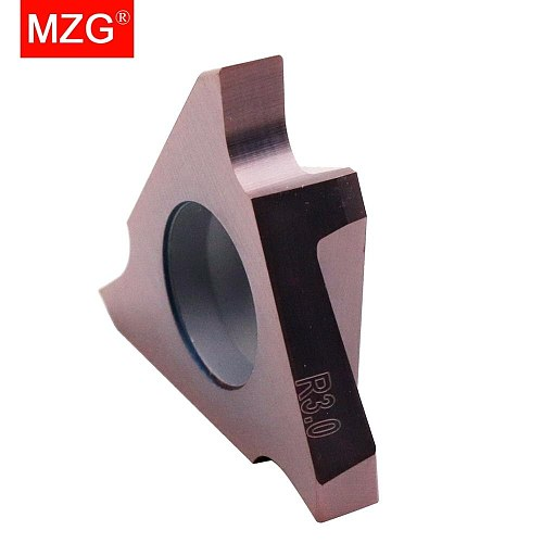 MZG Discount Price GBA43R250 ZP15 Slot Width CNC Processing Stainless Steel Machining Finish Grooving Carbide Inserts