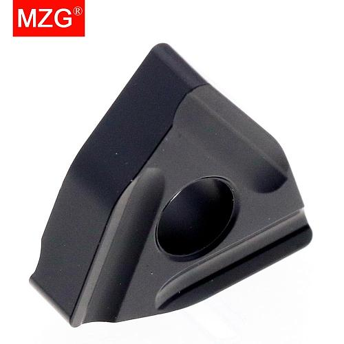 MZG Discount Price WNMG080404L-S ZC35 Machining Cutters Rough Processing of Hard Steel Turning Carbide Inserts